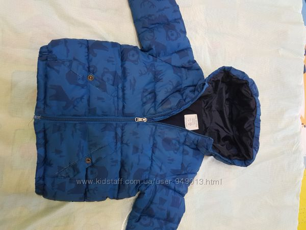 куртка Zara весна-осень. демизезон