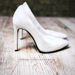 Шикарные Туфли-лодочки. Натуральная кожа. 3 цвета