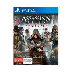 Диск Assassin&acutes Creed Syndicate ЛИЦЕНЗИЯ для PS4
