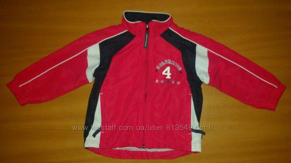 Спортивная кофта, курточка, ветровка. 2 года