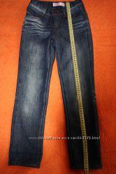 Джинсы на флисе Gloria Jeans р. 122