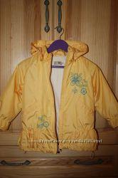 Куртка ветровка утепленная Esto р. 98 Польша