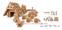 Набор для выпечки пряников Пряничный домик Tescoma  DELICIA