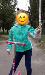 Куртка Columbia для девочки в идеальном состоянии