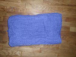 Слинг шарф 4метра жаккардовое плетение мягкий и крепкий