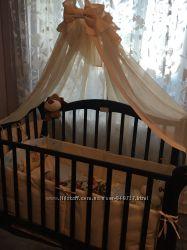 Комплект постельного белья ТМ Тигрес Сафаридля детской кроватки