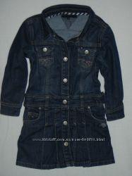 Стильное джинсовое платье Tommy Hilfiger
