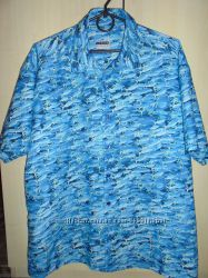 Мужские рубашки тенниски для богатыря L, XL