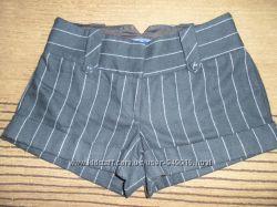 Женские короткие шорты для кокетки