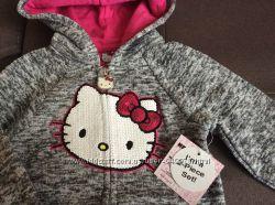 Красивый, тёплый костюм Hello Kitty, оригинал