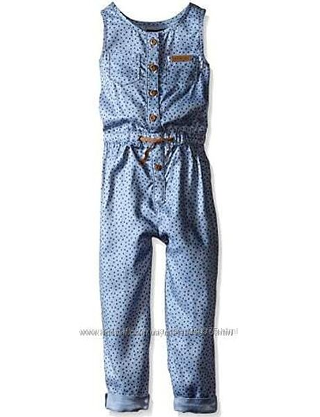 Легкий ромпер комбинезон Calvin Klein Оригинал 3-4 года