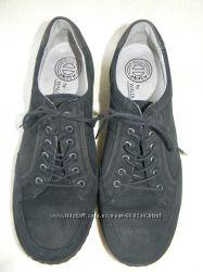 Женские кожаные туфли-мокасины Waldlaufer р. 4, 5 дл. ст 24, 7см