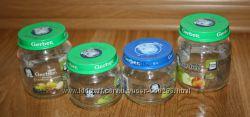 Бутылки и банки от детского питания