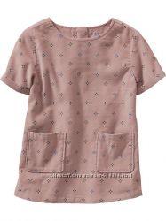 Платье от Old Navy 5Т микровельвет