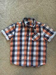 Красивые рубашки на мальчика