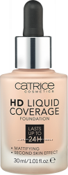 Хит Тональная основа Catrice HD Liquid Coverage Foundation