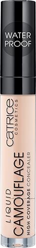 Жидкий консилер Catrice Liquid Camouflage - High Coverage Concealer