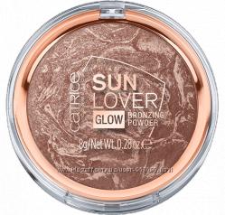 Новинка Бронзирующая пудра Catrice Sun Lover Glow Bronzing Powder