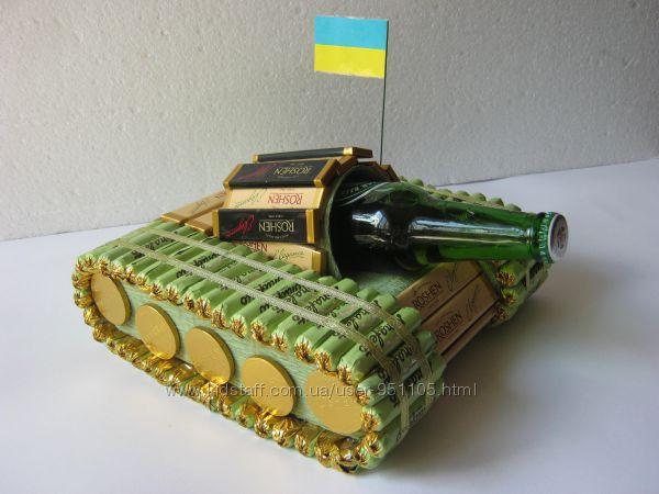 Пивной танк своими руками мастер класс