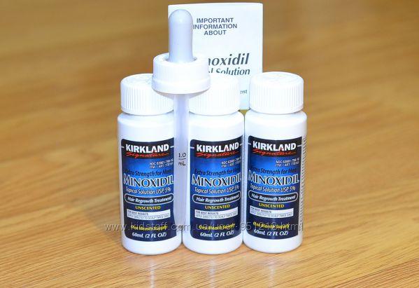 #2: миноксидил Киркланд