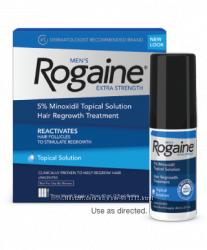 ROGAINE Регейн лосьон оригинальный Миноксидил minoxodil 5 из США