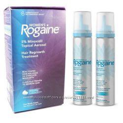 Womans Rogaine Регейн в ввиде пены для женщин, 5проц. миноксидил, оригинал