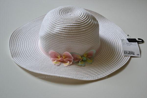 Ніжний капелюшок для дівчинки від H&M Іспанія