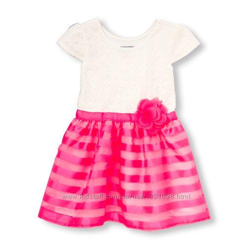 Платье  Childrens Place 4 т