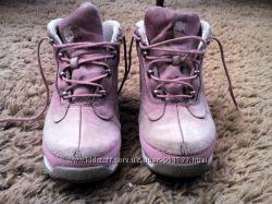 Ботинки зимние Timberland Waterproof оригинальные, 18, 2 см.