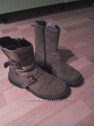 Ботинки LandroverUSA, замшкожа, 38, 5.