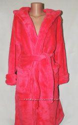 Женские длинные халаты больших размеров