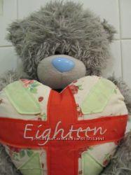 Мишка, Тедди, Me to you, Carte blanche 40 см
