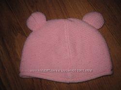 Красивые шапочки для девчушки демисезон и зима