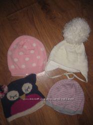 Шапка, шапочка для девочки сезон зима, осень