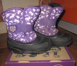 Ботинки Kamik 26 разм. 9