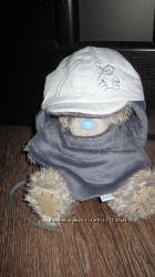 Зимний комплект шапка и манишка Jamiks