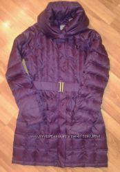 Пуховое пальто куртка пуховик Reebok s-m