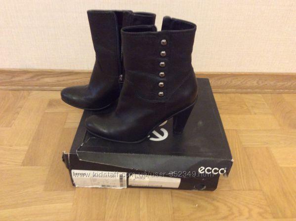 Ботинки Ecco демисезонные