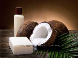 Кокосовое масло нерафинированное холодный отжим