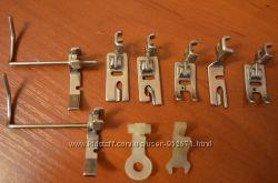 лапки для швейных машин бу