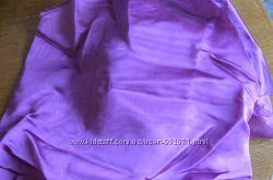 остатки отрезы ткани тюль, органза ч. 1