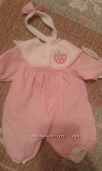 Одежда для кукол пупсов