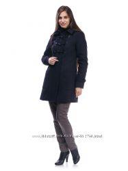 Утепленное пальто дафлкот Ruta-S. Состояние отличное