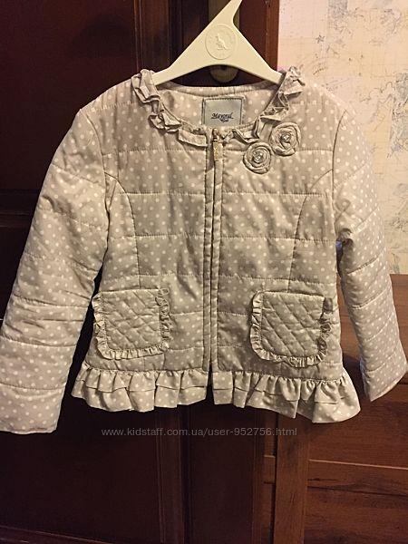Mayoral куртка 104см
