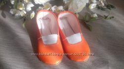 Качественные оранжевые чешки, все размеры 11-30см в наличии