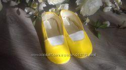 Желтые чешки, все размеры 11-30см в наличии