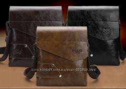 Качественная и очень стильная мучская сумка поло Polo