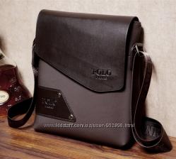 Качественная и очень стильная мужская сумка поло Polo