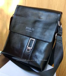 Стильная мужская  сумка polo в наличии