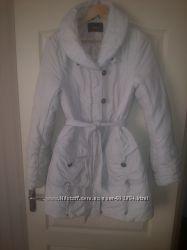 Продам теплую куртку пальто